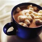 hot cocoa baby's Photo
