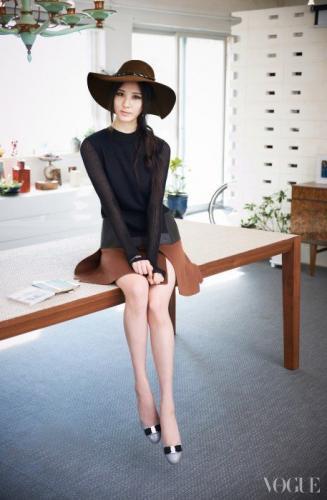 Zhang Mari's Photo