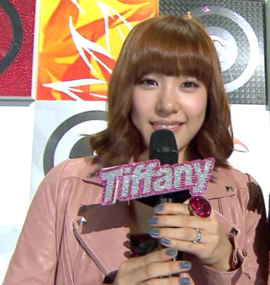 [10.31.09] SNSD Tiffany's Surprising Short Hair ...