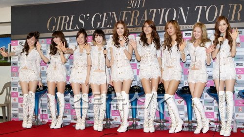 """Girls' Generation to Appear on """"Running Man"""""""