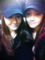 111103 Jung Sisters Krystal Jessica SU1NF