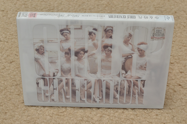 Girls Generation Album Girls' Generation The 1st