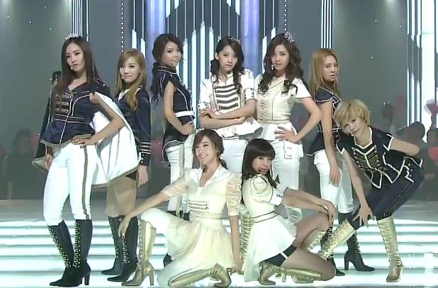 Girlsu2019 Generation Wraps Up u201cThe Boysu201d Promotion on Inkigayo