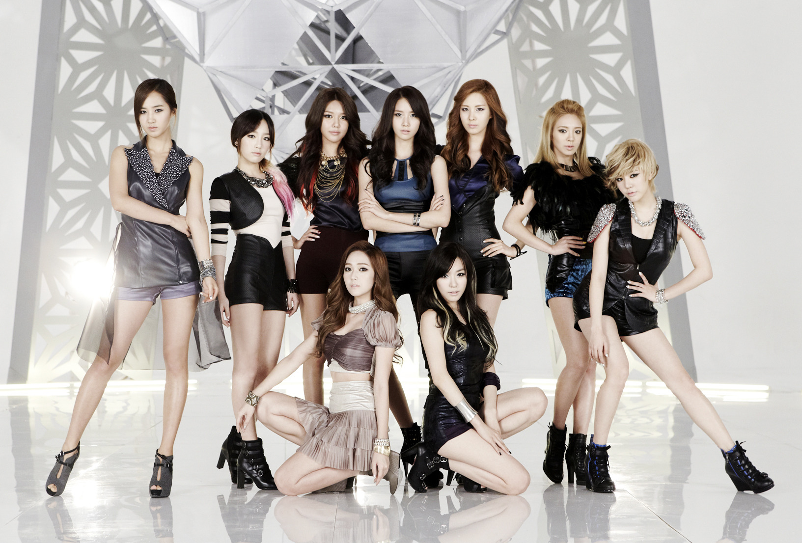 Girls' Generation Ranked 5th for Best Singers in Korea in ...