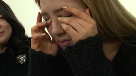 hyoyeon_tears1