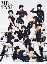 snsd 3rd album mr taxi