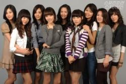 2009.01.08그룹. 소녀시대. 홍찬일기자scblog.chosun.com/hongil7
