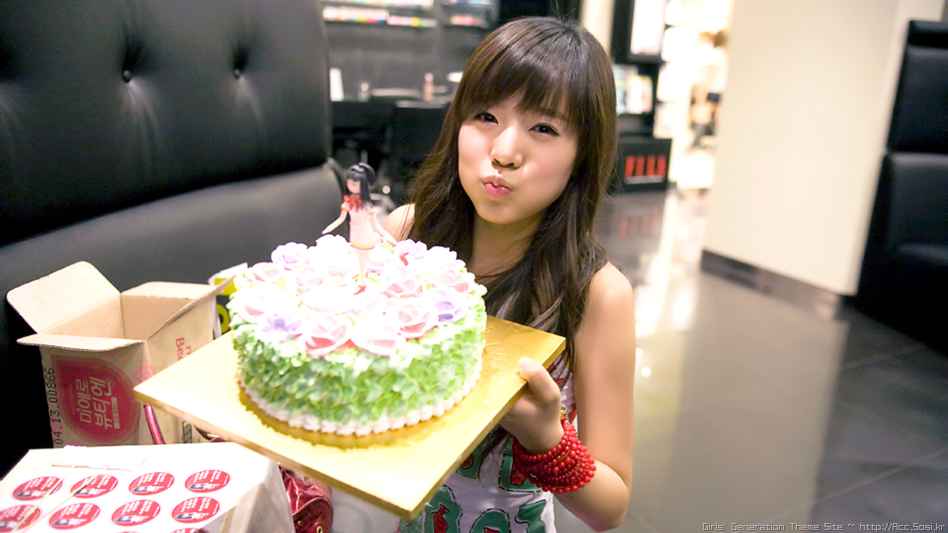 Birthday Cake Images With Name Sunny : Pin Sunny Snsd Happy Birthday To 1551989 1552013 Girls ...