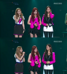 Girls' Generation - TTS at Beautiful Concert