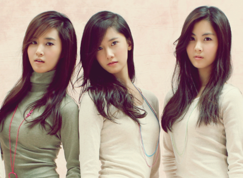 yuri seohyun and yoona - photo #8