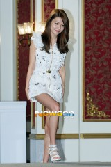 sooyoung the 3rd hospital press conf