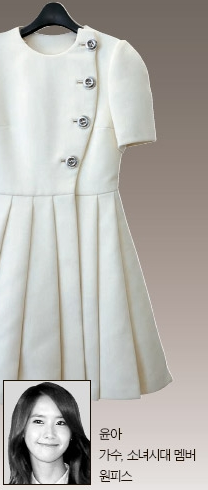 Yoona dress