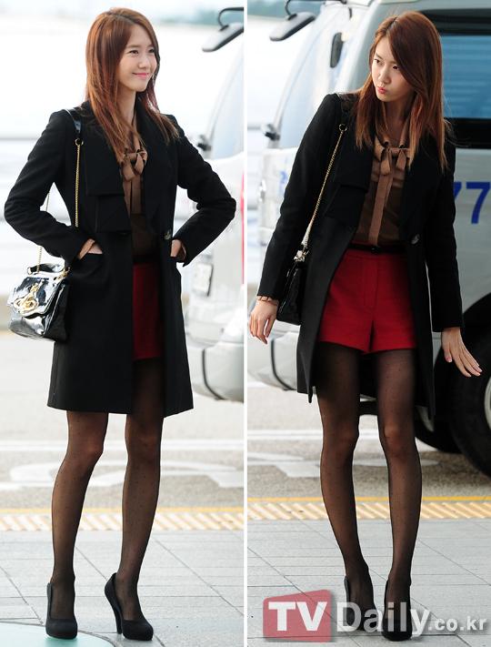 Winter Fashion Korea