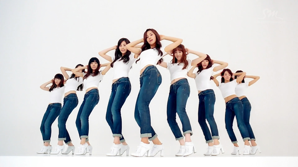 Image result for SNSD – Dancing Queen Music Video