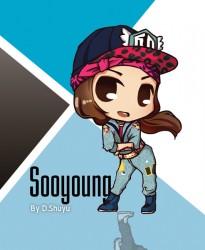 sooyoung fanart