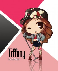 tiffany fanart