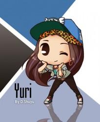 yuri fanart