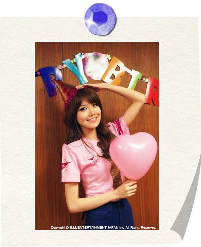 sooyoung sone +