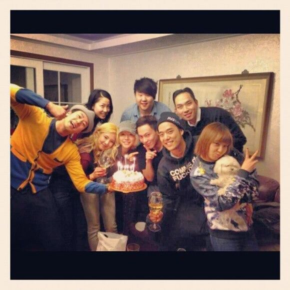 sunny hyoyeon friends