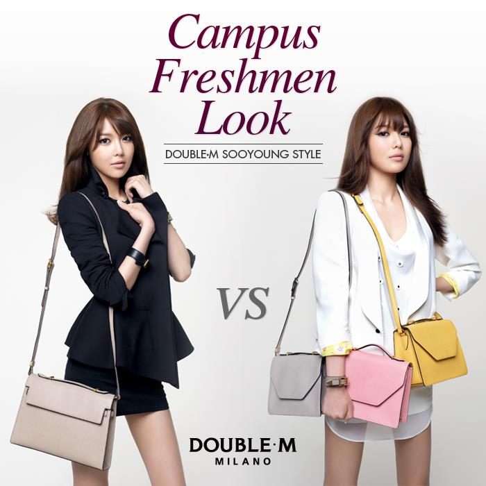 Sooyoung- doubleM