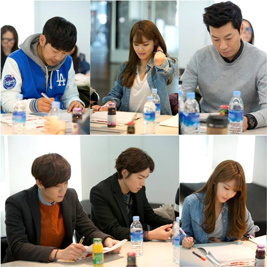 script reading for dating agency: cyrano