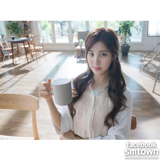 seohyun sktelecom lte commercial shoot