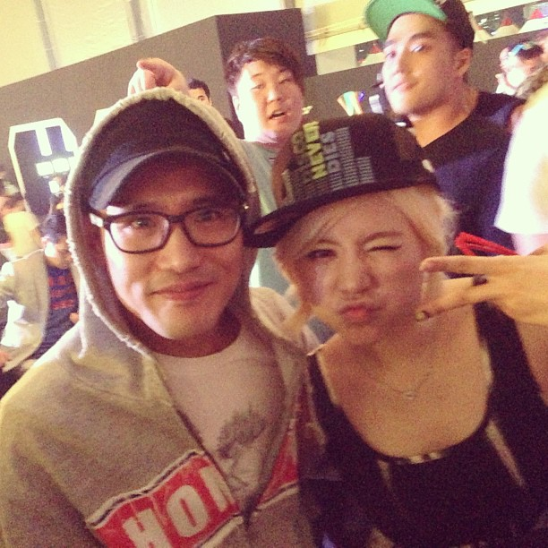 130520 sunny on roykong@instagram