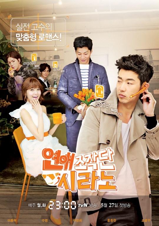 dating agency: cyrano poster