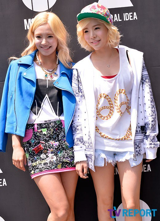 [NEWS] Sunny y Hyoyeon Asisten a  'MSFTSrep X GENERAL IDEA Collaboration' Pop-Up Store Opening 20130508_1367985017_36190600_1