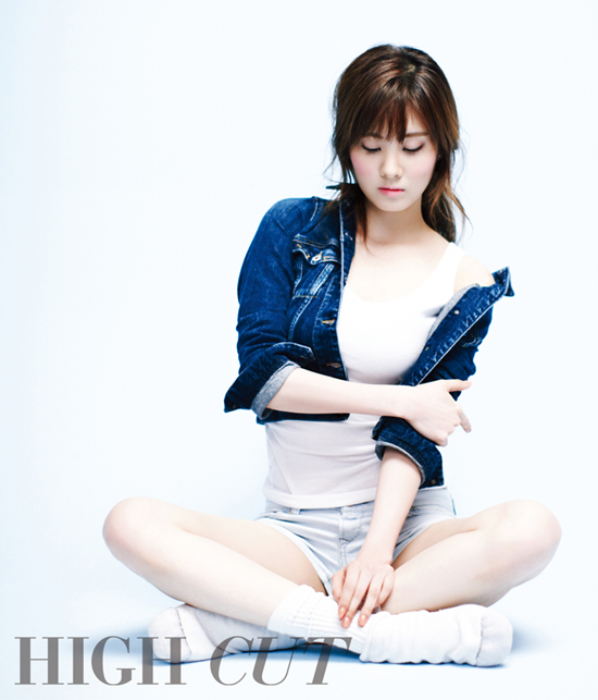 seohyun high cut 1