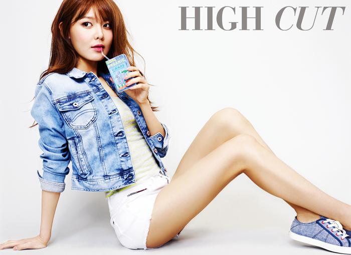 sooyoung high cut 1