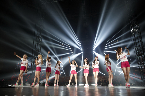 Girls and Peace Encore