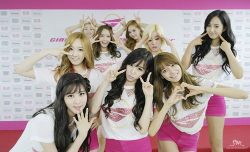 Snsd World Tour Girl And Peace In Seoul