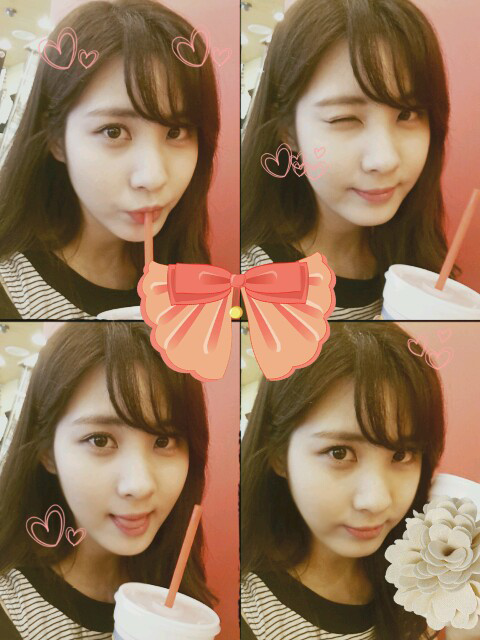 130628 seohyun message