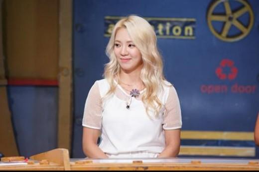 dancing queen kim hyoyeon