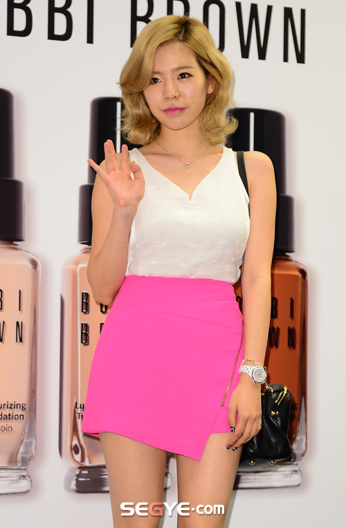 SUPERSUNNY bobbibrown event