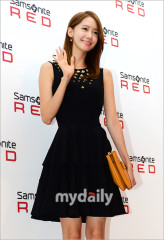 yoona Samsonite RED 2013 F/W Presentation