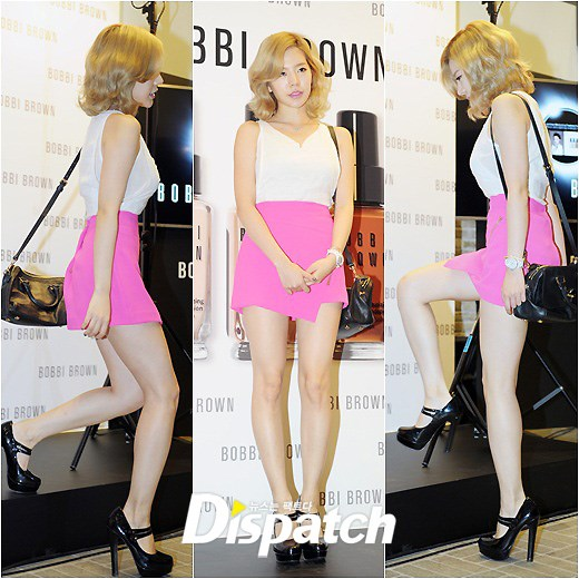 {130802} Sunny @ BOBBI BROWN 'Foundation Cafe' acto de apertura 2013821835159180pho_T5_47579