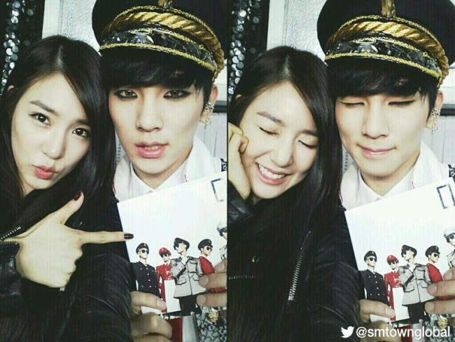 Tiffany and Key