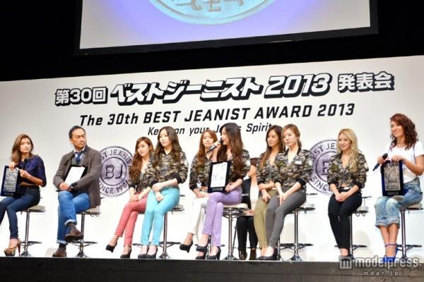 snsd japan award 2