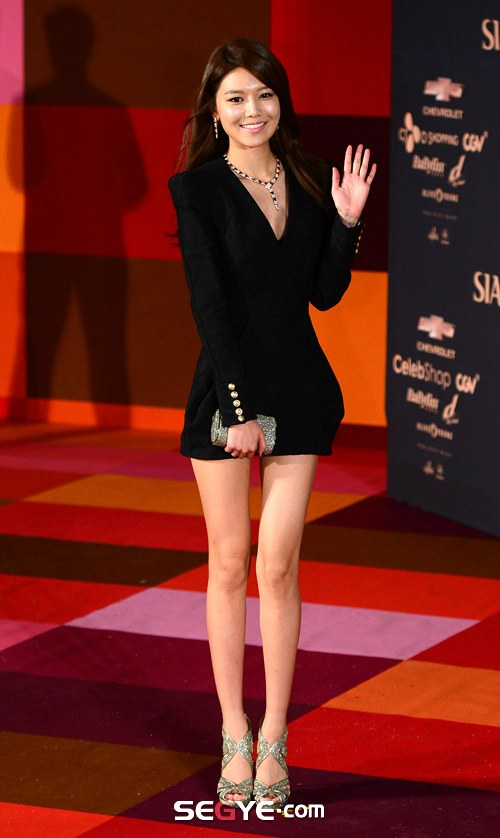 Sooyoung Wins Best K Style Award At 2013 Style Icon Awards