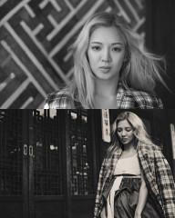 """Hyoyeon in """"L'uomo Vogue"""""""