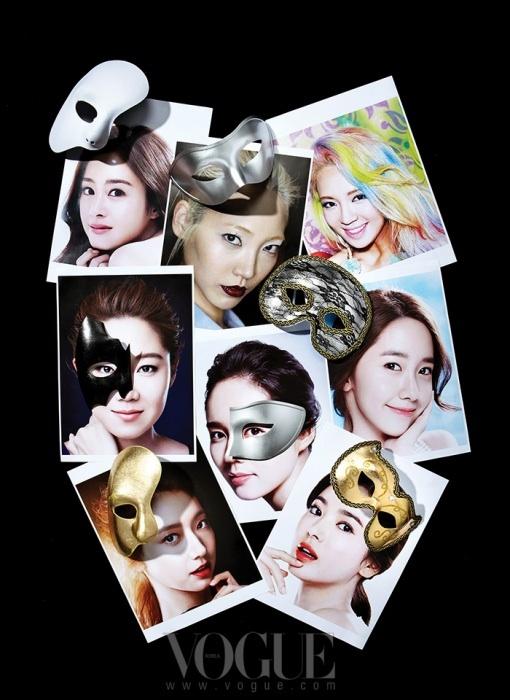 Hyoyeon and Yoona