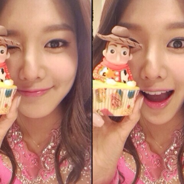 sooyoung woody