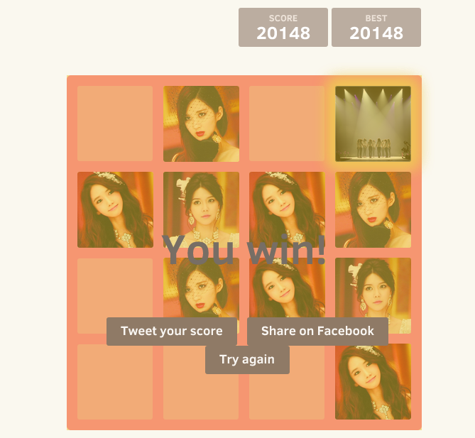 2048 snsd