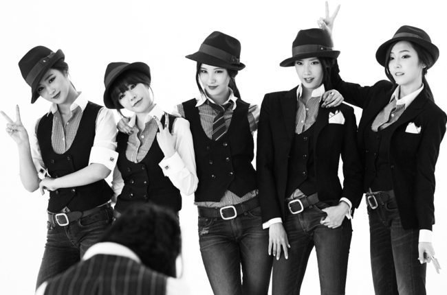 snsd billboard mrmr