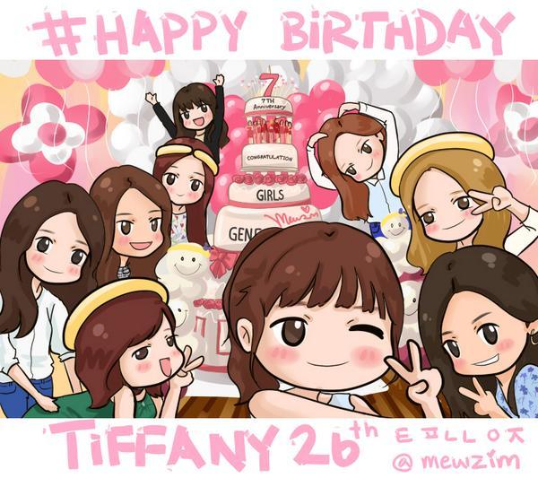 happy bday tiffany