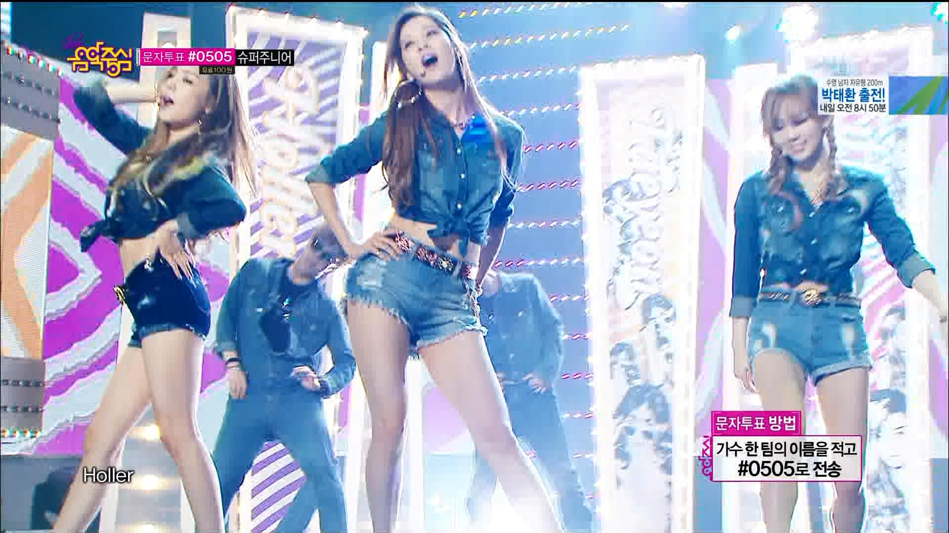 girls� generation � tts performs �whisper� and �holler� on