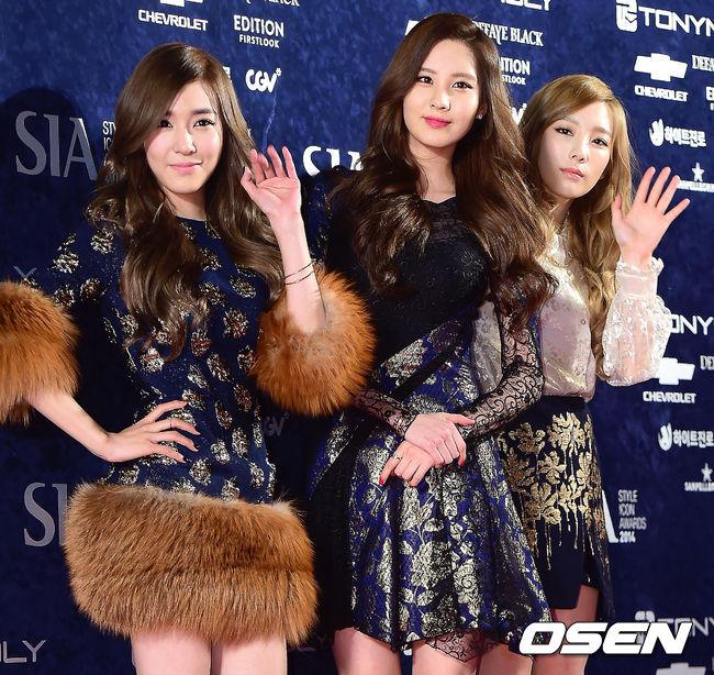 "[141028] Girls' Generation – TTS — ""Premios Style Icon 2014"" 201410282052770039_544f83b8a2331"