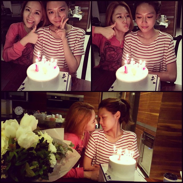 aw these choi sisters though